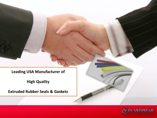 Silicone Rubber Tubing -Gaskets - Seals - Profile Manufacturer - Supplier - USA