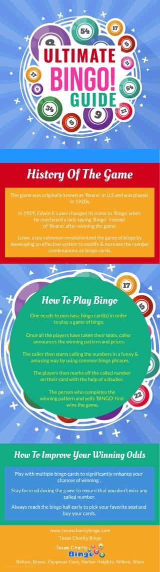 Ultimate Bingo Guide