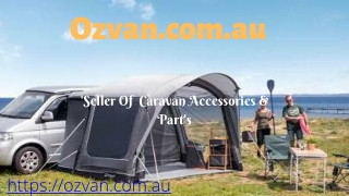 The best Caravan Awnings: Choosing One To Suit Your Needs