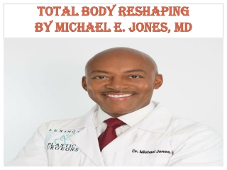 TOTAL BODY RESHAPING