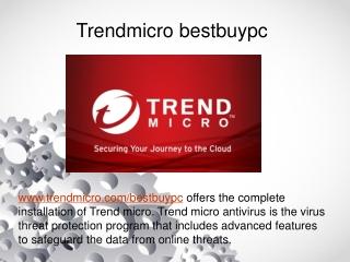 trendmicro besbuypc
