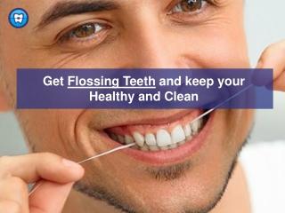 Flossing Teeth   Orthodontic Experts of Colorado
