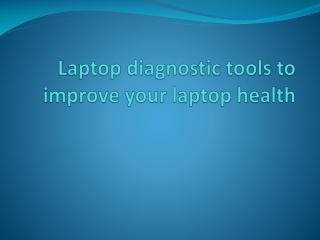 laptop diagnostic problem diagnostic