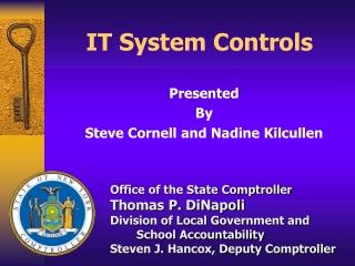 IT System Controls