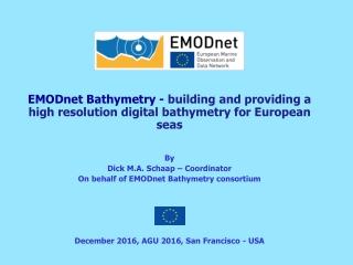 European Marine Observation and Data Network (EMODnet)