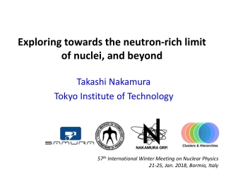 Exploring towards the neutron-rich limit of nuclei, and beyond