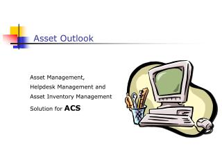 Asset Outlook