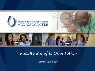 Faculty Benefits Orientation