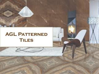 AGL Patterned Tiles