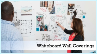 Premium Quality Whiteboard Wallcoverings