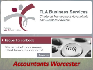 Accountants Worcester