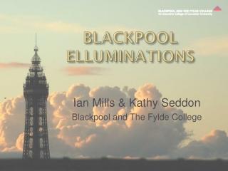 Blackpool  Elluminations
