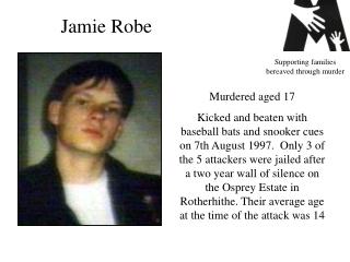 Jamie Robe
