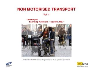 NON MOTORISED TRANSPORT