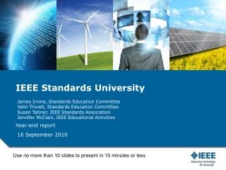 IEEE Standards University