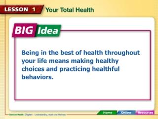 health spiritual health wellness chronic disease