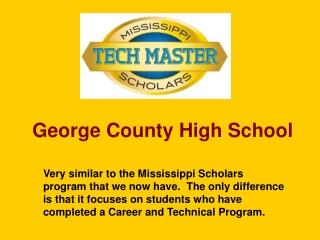 George County High School