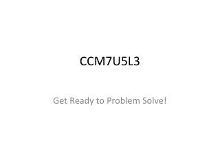 CCM7U5L3