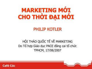 MARKETING MI CHO THI  I MI