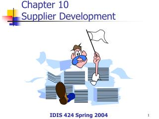Chapter 10 Supplier Development