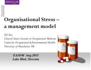 Organisational Stress – a management model