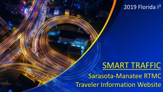 Sarasota-Manatee RTMC Traveler Information Website