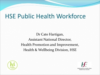 HSE Public Health Workforce