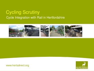 Cycling Scrutiny
