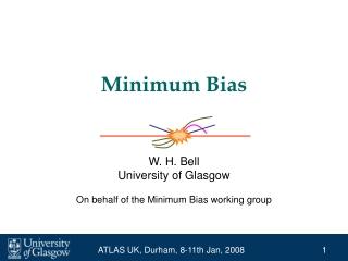 Minimum Bias