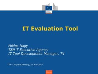 IT Evaluation Tool