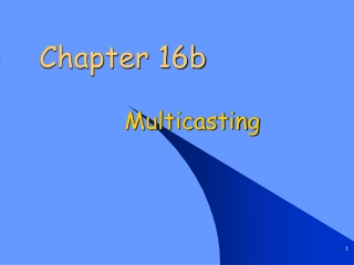 Chapter 16b