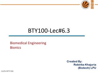 BTY100-Lec#6.3