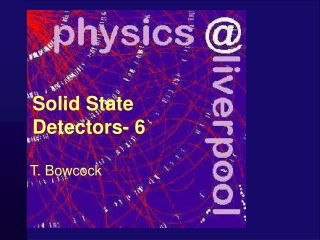 Solid State Detectors- 6