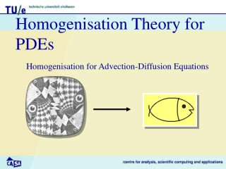 Homogenisation Theory for PDEs