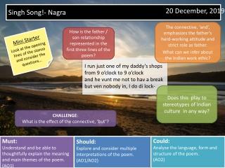Singh Song!-  Nagra