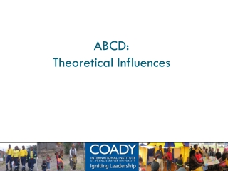 ABCD: Theoretical Influences