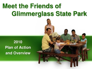 Meet the Friends of  	Glimmerglass State Park