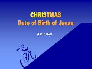 M. M. NINAN