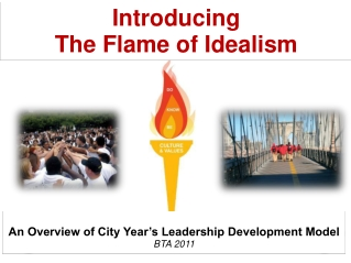 Introducing The Flame of Idealism