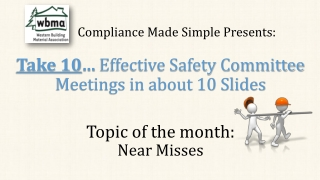 Compliance Made Simple Presents: