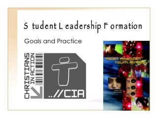 Student Leadership Formation
