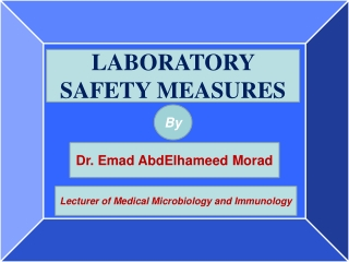 LABORATORY SAFETY MEASURES