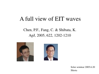 A full view of EIT waves
