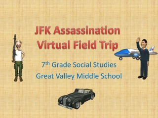 7 th  Grade Social Studies Great Valley Middle School