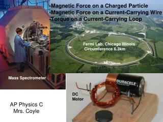 AP Physics C Mrs. Coyle