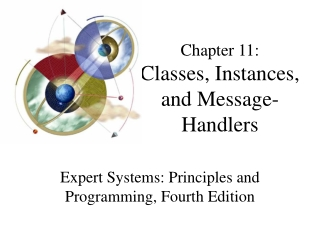 Chapter 11: Classes, Instances, and Message-Handlers