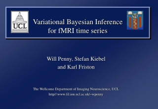 Variational Bayesian Inference  for fMRI time series