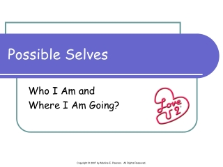 Possible Selves