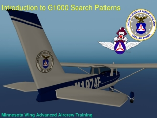 Minnesota Wing Advanced Aircrew Training