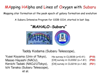 Mapping star formation at the peak epoch of galaxy formation and evolution